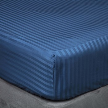 Casa Sábana bajera Belledorm Superking Azul marino