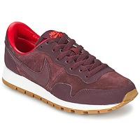 Zapatos Mujer Zapatillas bajas Nike AIR PEGASUS '83 LTHR Burdeo