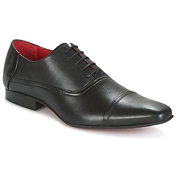 Zapatos Hombre Richelieu Carlington ITIPIQ Negro