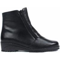 Zapatos Mujer Botas de caña baja Ara Calle Zermatt Black