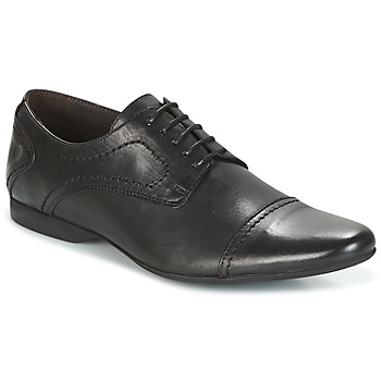 Zapatos Hombre Derbie Carlington MOUNFER Negro