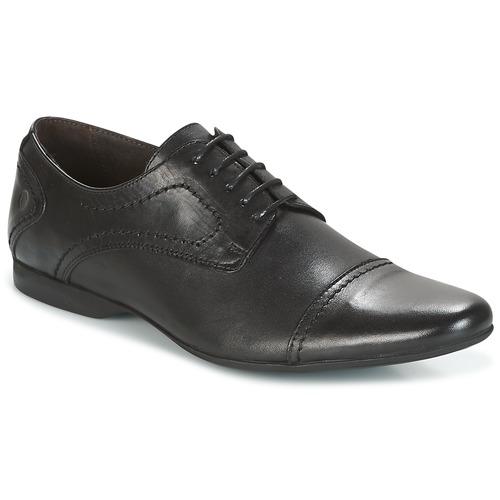 Zapatos especiales para hombres y mujeres Carlington MOUNFER Negro