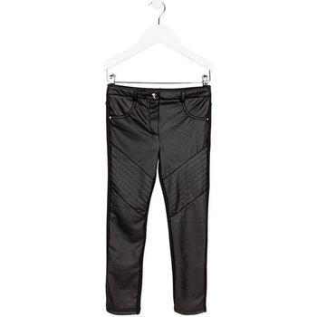 textil Niña Leggings Losan 724 6791AB Negro
