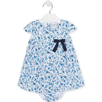 textil Niña Vestidos Losan 018-7794AL Azul