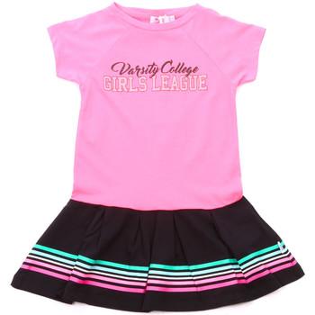 textil Niña Vestidos cortos Melby 70A5705 Rosado