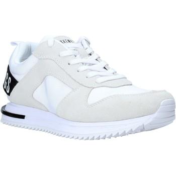 Zapatos Hombre Zapatillas bajas Bikkembergs B4BKM0028 Blanco