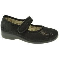 Zapatos Mujer Bailarinas-manoletinas Garzon ZAPATILLAS SRA   NEGRO Negro