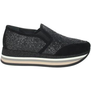 Zapatos Mujer Zapatillas bajas Nina Capri IC-6 Negro