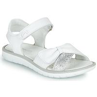 Zapatos Niña Sandalias Primigi LOLA Blanco / Plata
