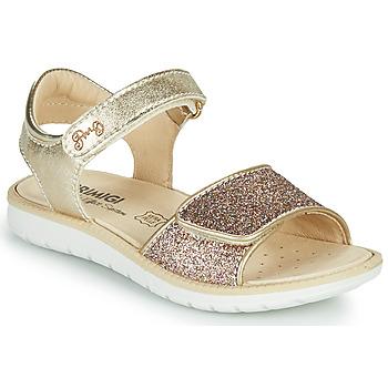 Zapatos Niña Sandalias Primigi CYRIELLE Oro