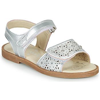 Zapatos Niña Sandalias Primigi MICHELLE Plata