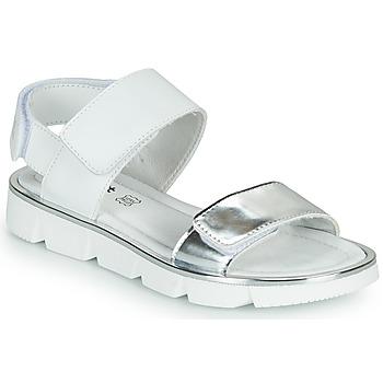 Zapatos Niña Sandalias Primigi ANNA Blanco / Plata