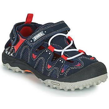 Zapatos Niño Sandalias de deporte Primigi ALEX Marino / Negro / Rojo
