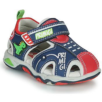 Zapatos Niño Sandalias de deporte Primigi ANIS Azul / Rojo / Verde