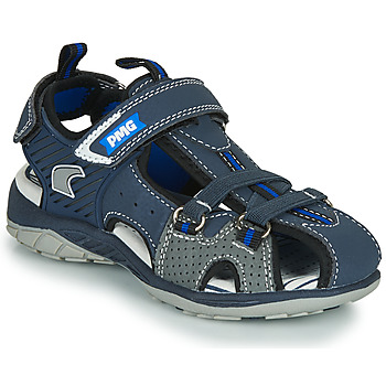 Zapatos Niño Sandalias de deporte Primigi SIXTINE Marino / Gris