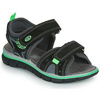 Zapatos Niño Sandalias Primigi NOIRA Negro / Verde
