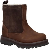 Zapatos Niños Botas de nieve Timberland A28KX COURMA Marr?n