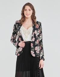 textil Mujer Chaquetas / Americana Ikks BS40045-02 Negro