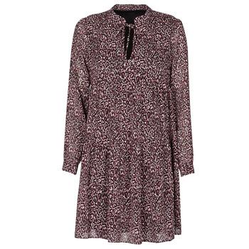 textil Mujer Vestidos cortos Ikks BS30035-35 Rojo