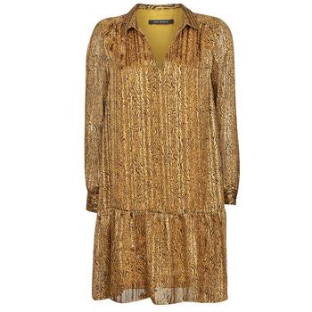textil Mujer Vestidos cortos Ikks BS30195-75 Ámbar