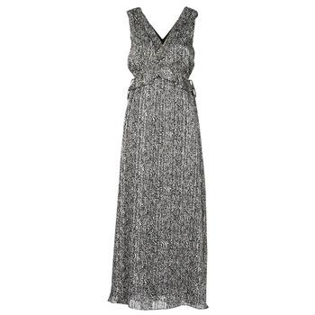 textil Mujer Vestidos largos Ikks BS30265-02 Negro