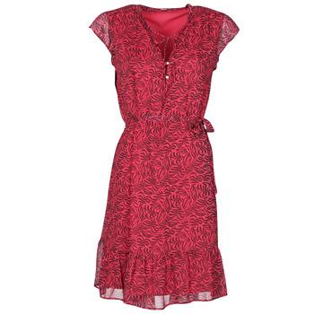 textil Mujer Vestidos cortos Ikks BS30355-38 Frambuesa