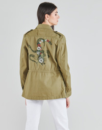 textil Mujer Chaquetas / Americana Ikks BS41045-55 Verde / Pacífico