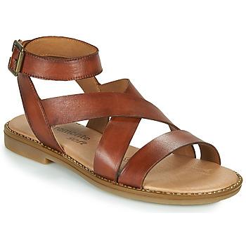 Zapatos Mujer Sandalias Remonte Dorndorf POLLY Marrón