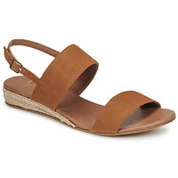 Zapatos Mujer Sandalias Casual Attitude OLIVE Camel