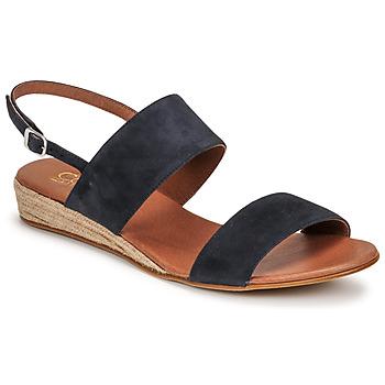 Zapatos Mujer Sandalias Casual Attitude OLIVE Marino