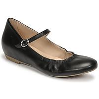 Zapatos Mujer Bailarinas-manoletinas Casual Attitude OLIVIA Negro