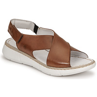 Zapatos Mujer Sandalias Casual Attitude ODILE Camel
