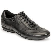Zapatos Hombre Derbie Casual Attitude ODEO Negro