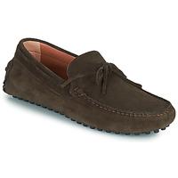 Zapatos Hombre Mocasín Casual Attitude ODILON Marrón