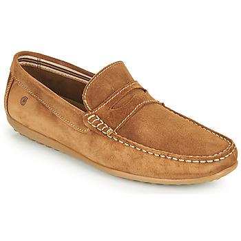 Zapatos Hombre Mocasín Casual Attitude IMOPO Camel
