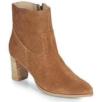 Zapatos Mujer Botines Casual Attitude OCETTE Camel