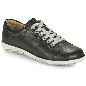 Zapatos Mujer Derbie Casual Attitude OULETTE Negro