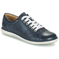 Zapatos Mujer Derbie Casual Attitude OULETTE Marino