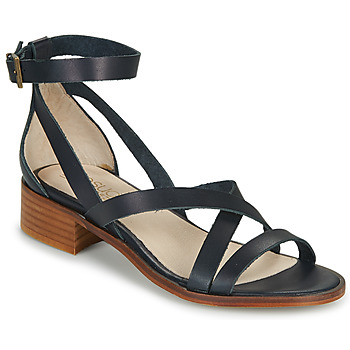 Zapatos Mujer Sandalias Casual Attitude COUTIL Marino