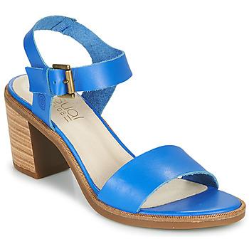 Zapatos Mujer Sandalias Casual Attitude CAILLE Azul