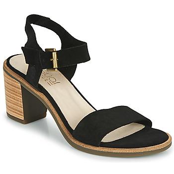 Zapatos Mujer Sandalias Casual Attitude CAILLE Negro