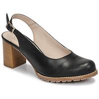 Zapatos Mujer Zapatos de tacón Casual Attitude OLEA Negro