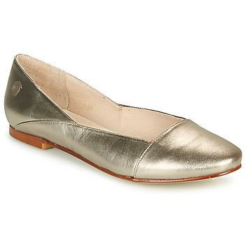 Zapatos Mujer Bailarinas-manoletinas Casual Attitude TOBALO Bronce