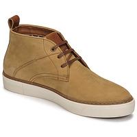Zapatos Hombre Botas de caña baja Casual Attitude OBREND Camel