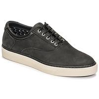 Zapatos Hombre Zapatillas bajas Casual Attitude OLAFF Negro