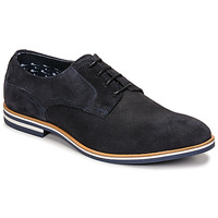 Zapatos Hombre Derbie Casual Attitude OLEO Marino