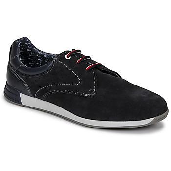 Zapatos Hombre Derbie Casual Attitude OLEON Marino