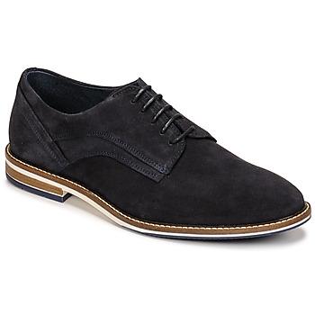 Zapatos Hombre Derbie Casual Attitude OREMO Marino