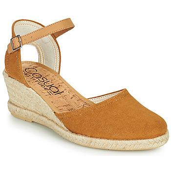 Zapatos Mujer Sandalias Casual Attitude ONELLA Camel