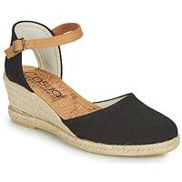 Zapatos Mujer Sandalias Casual Attitude ONELLA Negro
